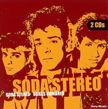 Obras Cumbres by Soda Stereo (CD, Sep-2004, 2 Discs, Sony Music Distribution (USA))