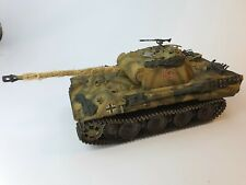 TAMIYA German Panther Medium Tank 1:35 Built and Painted