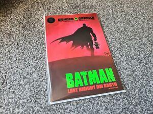 BATMAN: LAST KNIGHT ON EARTH #1 of 3 Cvr A (2019) DC BLACK LABEL
