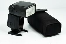 Canon Speedlite 580EX II Shoe Mount Flash, Stand & Case