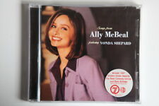 Vonda Shepard ‎– Songs From Ally McBeal   [USED CD - VGC] (Box C15)