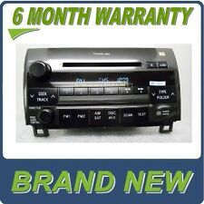 NEW TOYOTA Sequoia Tundra JBL Satellite Radio 6 Disc Changer MP3 CD Player OEM