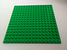 LEGO BRIGHT GREEN BASE PLATE 16x16 PIN