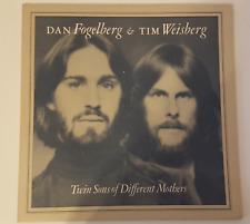 Twin Sons Of Different Mothers, Dan Fogelberg & Tim Weisberg, Vinyl LP Record
