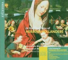 In the Footsteps of Herman Hollanders 3 CDs