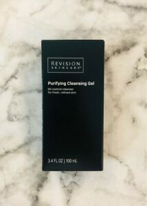 New Box Revision Skincare Purifying Cleansing Gel Oil Control Fresh Skin 3.4 oz