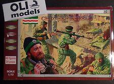 1/72 Chechen Wars: Chechen Rebels 1995  FIGURES SET - Orion 72002