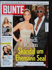 @@ BUNTE 43/11 @@ Heidi Klum - Skandal um Ehemann Seal @@