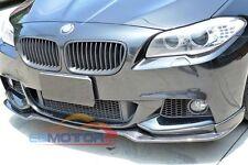 US Carbon Fiber E Type Front Spoiler FOR BMW F10 MTECH 528i 535i 550i 11UP b169
