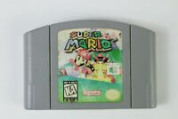 Super Mario 64 Cartridge (Nintendo 64 1996) Tested Authentic N64 Game