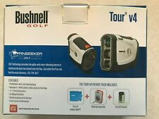 Bushnell Patriot Pack Tour v4 Laser Range Finder,  Golf