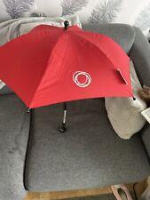 Bugaboo paraguas Sombrilla Sol UV Paraguas Rojo