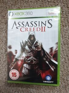Assassins creed 2 xbox 360 game brand new and sealed pal