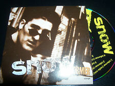 Snow Informer Australian Card Sleeve CD Single