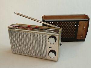 Vintage Philips Transistorradio Type 22RL172 Fleurette, ca.1967