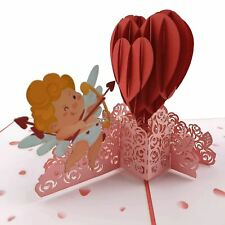 Cupid 3D pop up card