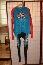 Look Free Cycles cycling jersey suit  with bib shorts ( pants )