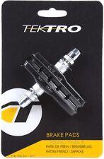 Tektro Linear Pull V-Type Brake Pads Shoes 72mm Threaded Post MTB/Hybrid Bike