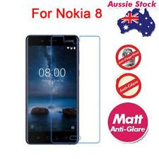 Matte Anti-Glare Plastic Screen Protector For Nokia 8 Cover Entire Flat Screen
