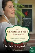 A Christmas Bride in Pinecraft: An Amish Brides of Pinecraft Christmas-ExLibrary