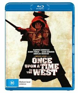 Once Upon A Time In The West (Blu-ray) - FREE SHIPPING AUSTRALIA WIDE!!!!!!!!!!!
