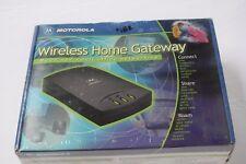 Motorola Wirelss Home Gateway