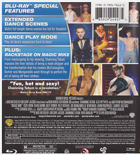 MAGIC MIKE (Blu-ray Only, 2012)