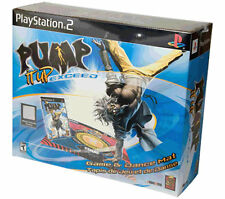 Pump it Up Exceed Bundle PS2 New Playstation 2