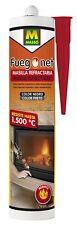 Masilla refrectaria 1500º Fuego net Masso 310 ml