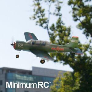 MinimumRC NanChang CJ-6 340mm airplane Kit / Kit with servos / Full set