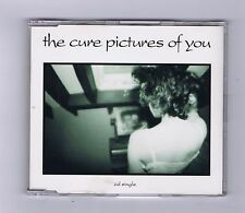 CD MAXI SINGLE THE CURE PICTURES OF YOU (GREEN SLEEVE)