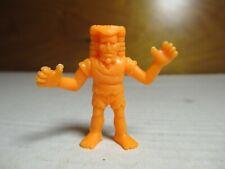 """80's M.U.S.C.L.E. Men Kinnikuman Orange Color 2"""" King Cobra Figure #013 Mattel"""