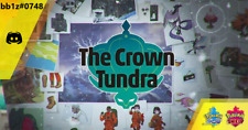 Crown Tundra Expansion Dex All Pokemon 6IV | Sword Shield | bb1z#0748