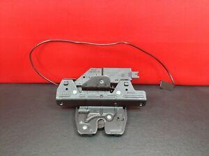 8408492 BMW X5 E53 Bootlid Tailgate Lock Catch Mechanism 51248408492