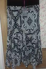 Per Una Viscose Plus Size Maxi Skirts for Women