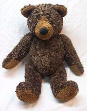 "L.L.Bean Nice Brown Jointed Teddy Bear 17"" Plush Stuffed Animal Toy"