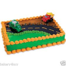NEW TONKA CHUCK THE TRUCK AND FRIENDS BIRTHDAY CAKE KIT TOPPER DECORATION