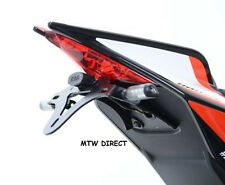 R&G Racing BLACK Tail Tidy  for Aprilia RSV4-RR (2018)