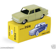 Atlas Dinky Toys Junior 104 Simca 1000