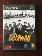 THE GETAWAY - Jeu PS2