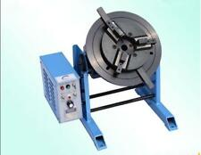 50KG Duty Welding Positioner Turntable Timing with 200mm Chuck 220V