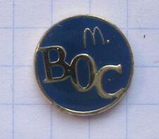 M / BOC  .......................... Mc DONALD`s -Pin (140d)