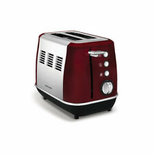 224408 2-Slice 2-Slot Toaster Red