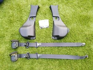 NISSAN NV200 SEAT BELTS - MIDDLE ROW - VERY GOOD CONDITION