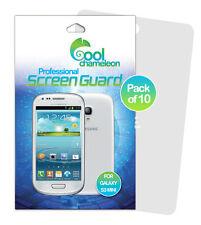 10 X Ultra claro Protector de pantalla película para Samsung Galaxy S3 S111 Mini I8190