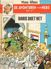 NERO 65 - DARIS DOET HET (1980) - Marc Sleen