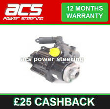 VW TRANSPORTER T4 POWER STEERING PUMP 2.4D, 2.5TDi 1990 TO 2003 - RECONDITIONED