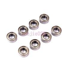 02139 HSP 8Pcs Ball bearing 10mm*5mm*4mm  For RC 1/10 Car 02080 Upgrade Parts