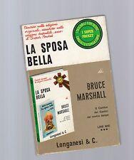 La sposa bella - Bruce Marshall -