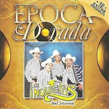 Epoca Dorada by Los Inquietos del Norte (CD ALL CD'S ARE BRAND NEW
